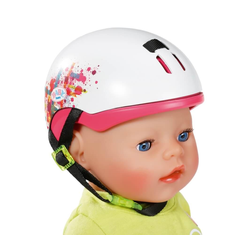 Baby Born-Puppen Zapf Creation 823729 Baby Born Play & Fun Fahrradhelm günstig kaufen
