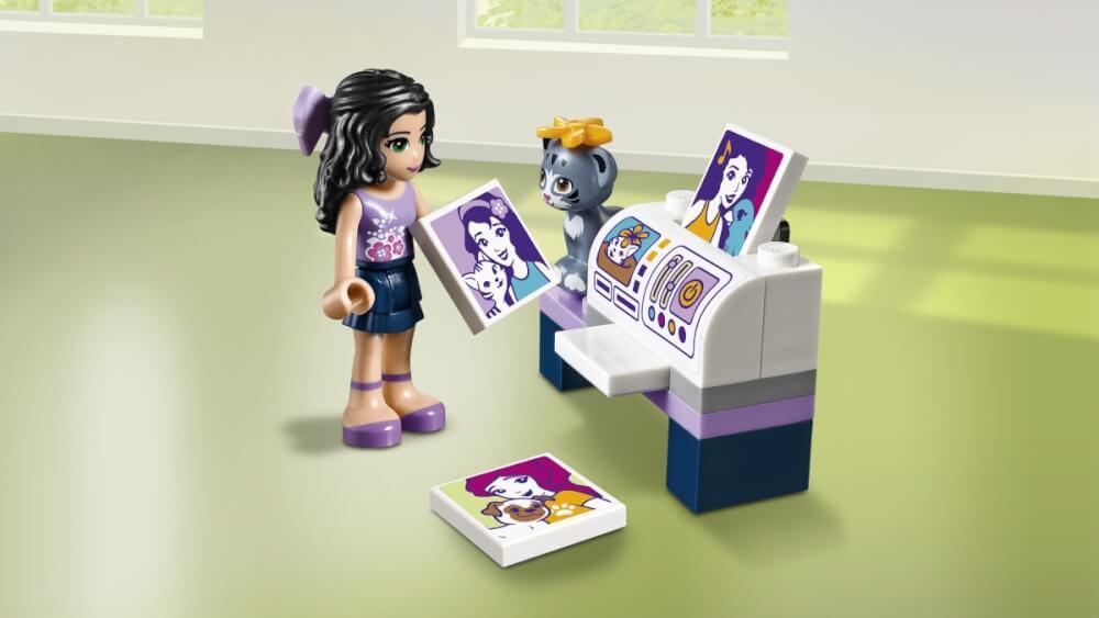günstig kaufen 41305 LEGO Friends Emmas Fotostudio