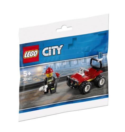 LEGO® City 30361 Feuerwehr Co Promo ,Seltene Sets