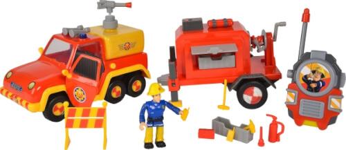 Feuerwehrman Sam Spezial Set