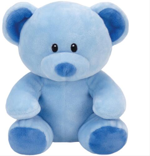 TY Lullaby,Bär hellblau 17cm