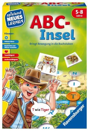 Ravensburger 24952 ABC-Insel