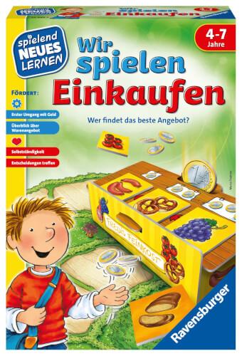 Ravensburger 24985 Wir spielen Einkaufen