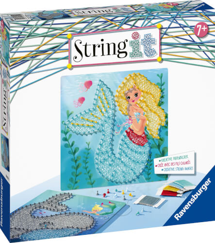 Ravensburger 18092 String it Midi Meer