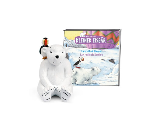 Tonies® Kleiner Eisbär - Lars, hilf mir fliegen/Rentiere