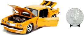Jada Transformers 1977 Chevy Camaro 1:24