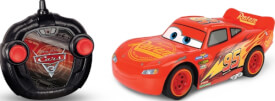 Dickie RC Cars 3 Turbo Racer Lightning McQueen (ferngesteuert), 1:24, ca. 26 cm, ab 5 Jahre