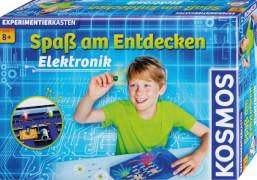 Kosmos Experimentierkasten Spaß am Entdecken Elektronik