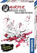 Kosmos Murder Mystery Party - Pasta & Pistolen