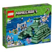 LEGO® Minecraft? 21136 Das Ozeanmonument, 1122 Teile