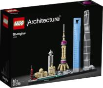 LEGO® Architecture 21039 Shanghai, 597 Teile, ab 12 Jahre