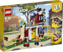LEGO® Creator 31081 Umbaubares Freizeitzentrum, 422 Teile, ab 8 Jahre