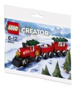 LEGO® Creator 30543 Weihnachtszug, 66 Teile