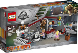 LEGO® Jurassic World 75932 Jagd auf den Velociraptor
