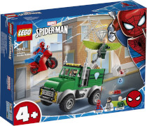 LEGO® Marvel Super Heroes# 76147 Spider-Men Vultures LKW-Überfall