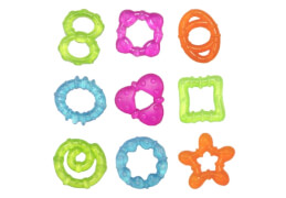 Bright Starts Having a Ball -  Chill & Teethe Teether Tubes