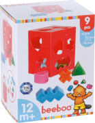 Beeboo Baby Steckbox, 9-teilig