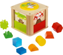 HABA - Sortierbox Zootiere, ab 12 Monaten