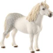 Schleich Farm World Pferde - 13871 Welsh-Pony Hengst, ab 3 Jahre