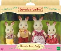 Sylvanian Families  4150 Schokoladenhasen: Familie Löffel