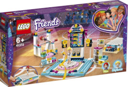 LEGO® Friends 41372 Stephanies Gymnastik-Show