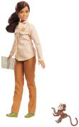 Mattel GDM48 Barbie Wildlife Conservationist Puppe