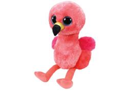 TY Beanie Boo's - Flamingo Gilda, Plüsch, ca. 23x7x29 cm