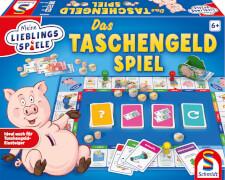 Schmidt Spiele 40536 Taschengeldspiel, 2 bis 6 Spieler, ab 6 Jahre