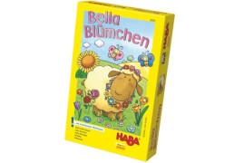 HABA - Bella Blümchen, für 2-4 Spieler, ca. 10 min, ab 3 Jahren