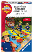 Ravensburger 234301 Feuerwehrmann Sam Einsatz für Sam Mitbringspiel