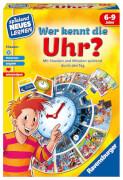 Ravensburger 249954 Wer kennt die Uhr? Lernspiel