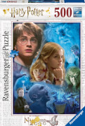 Ravensburger 148219 Puzzle Harry Potter in Hogwarts 500 Teile
