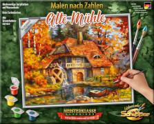 Simba Schipper Malen nach Zahlen - Alte Mühle