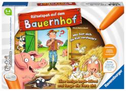 Ravensburger 8308 tiptoi® Rätselspaß auf dem Bauernhof