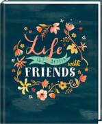 Freundebuch: Handlettering -