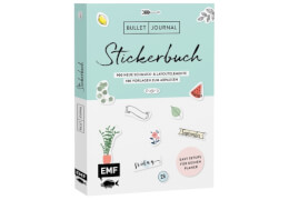 Bullet Journal # Stickerbuch Band 2: 900 neue Schmuck- und Layoutelemente