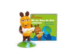 Tonies® Die Sendung mit der Maus - Mit Maus die Welt entd., ab 3 Jahren.