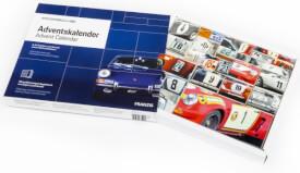 Franzis Verlag Porsche Adventskalender 2019
