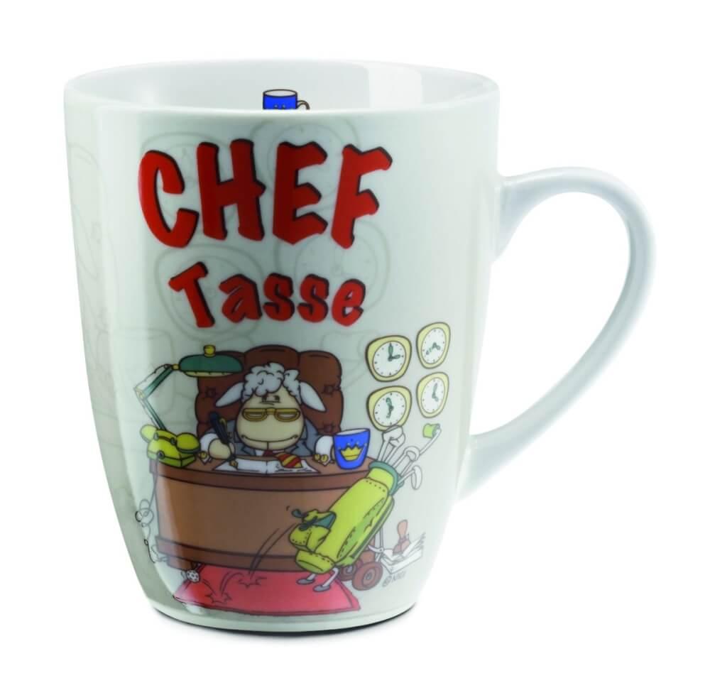 59006aa60d4 NICI Tasse Chef Tasse Porzellan 29399 ▷ jetzt kaufen - online & vor Ort